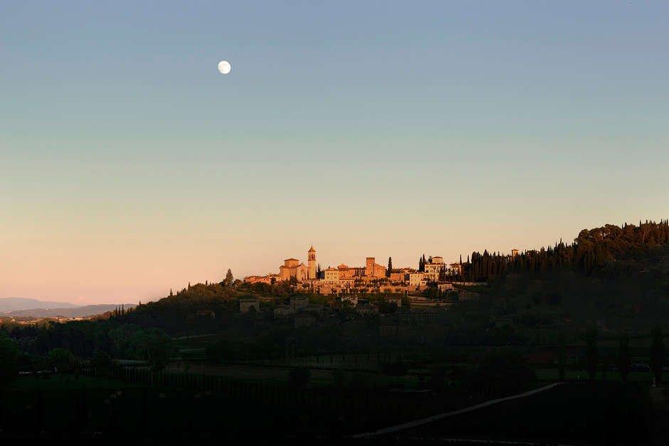 Salomeo en Umbría, provincia de Italia