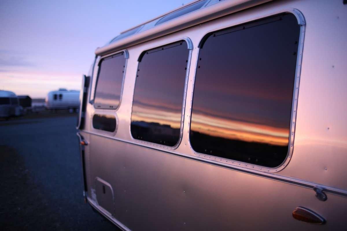 Caravana Bay Point en Oregón