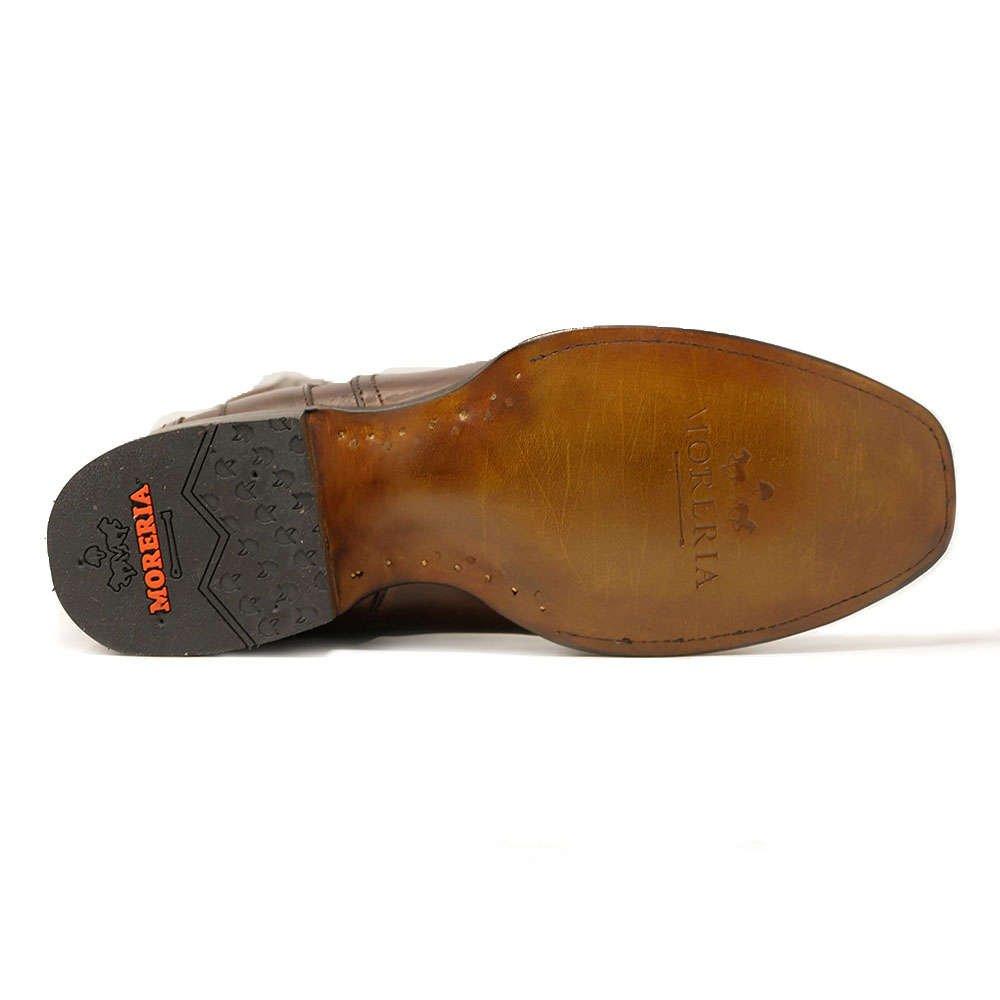 western zipper boot