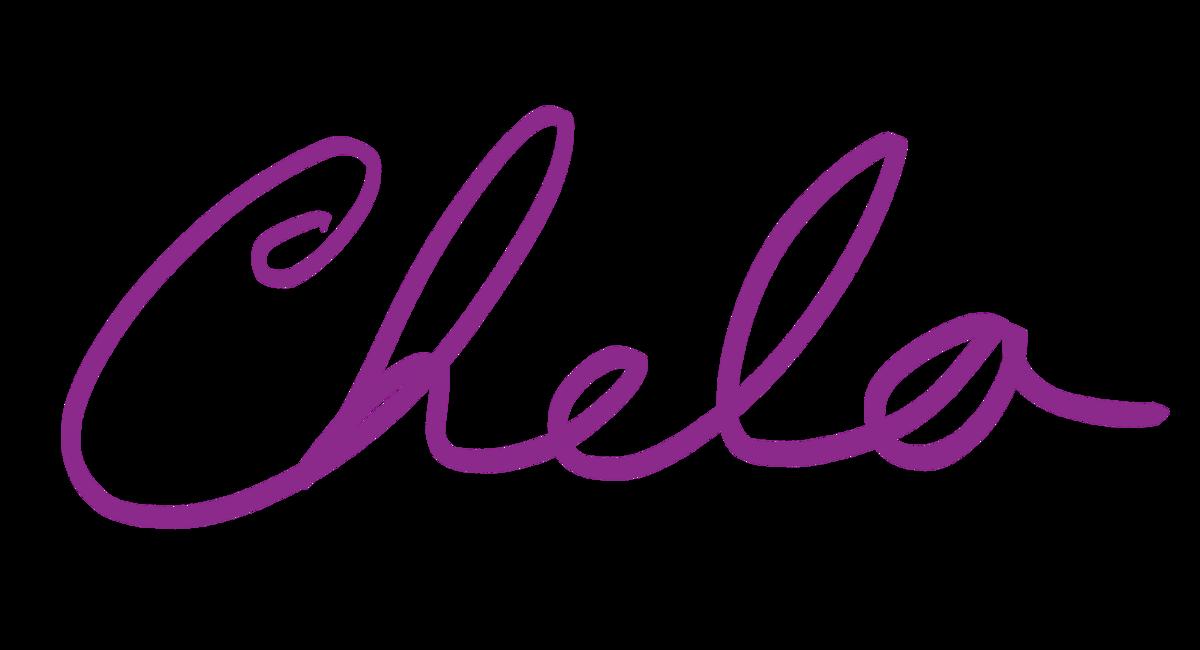 """Signature """"Chela"""""""