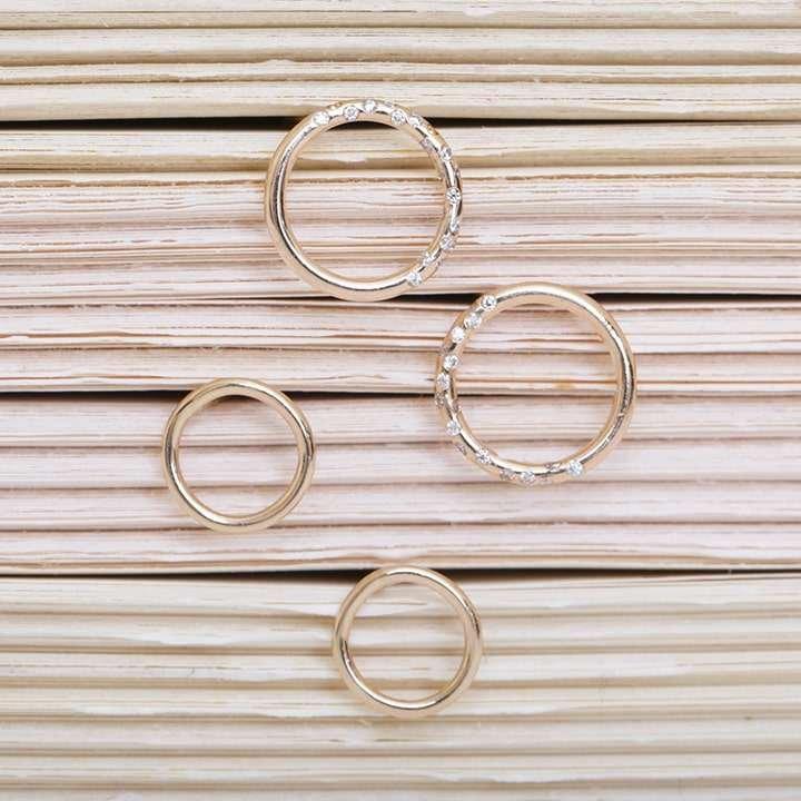 Bridesmaids Rings