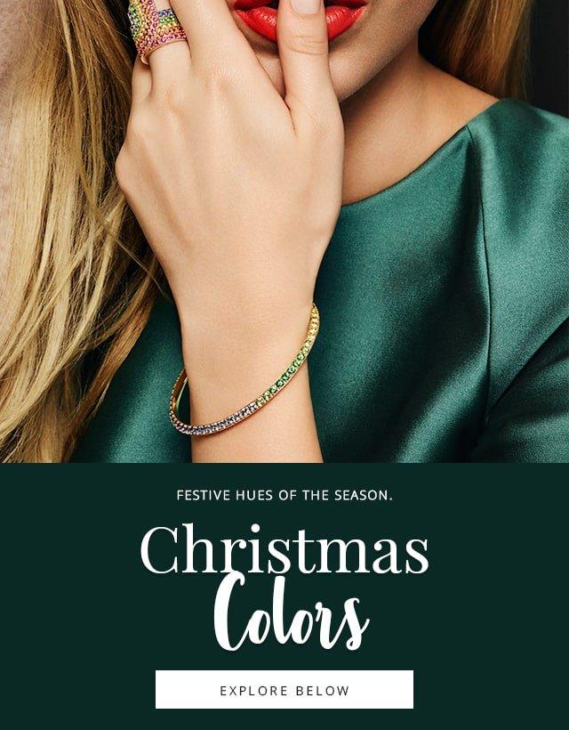 Shop Christmas Colours