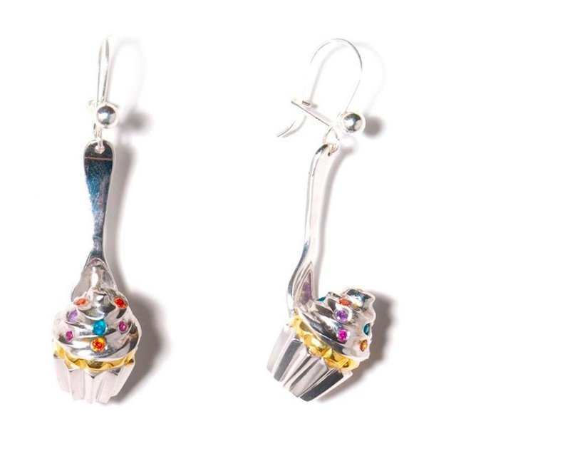 Tutti Frutti Earrings - Flavie Michou