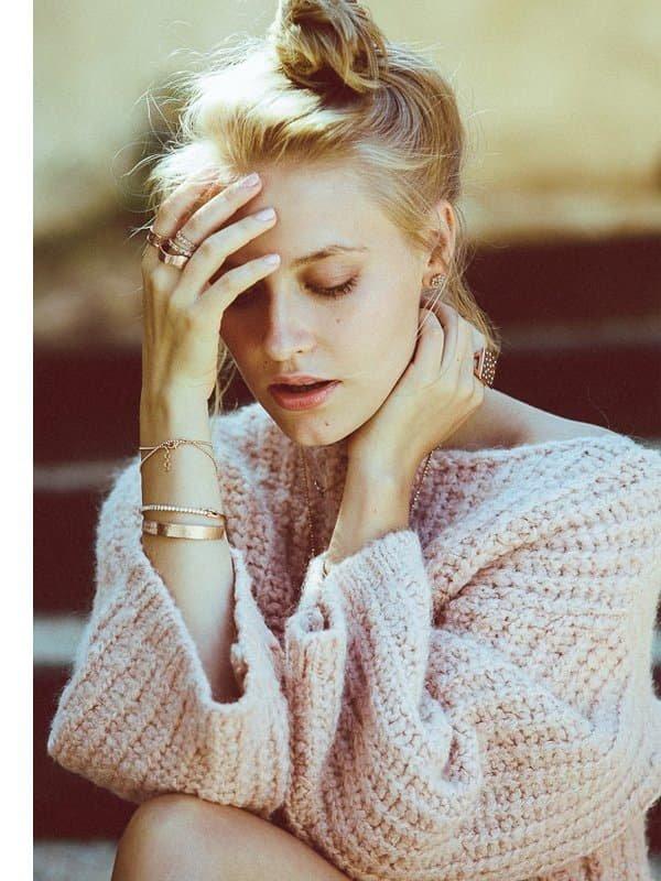 Women's Rose Gold Jewelry