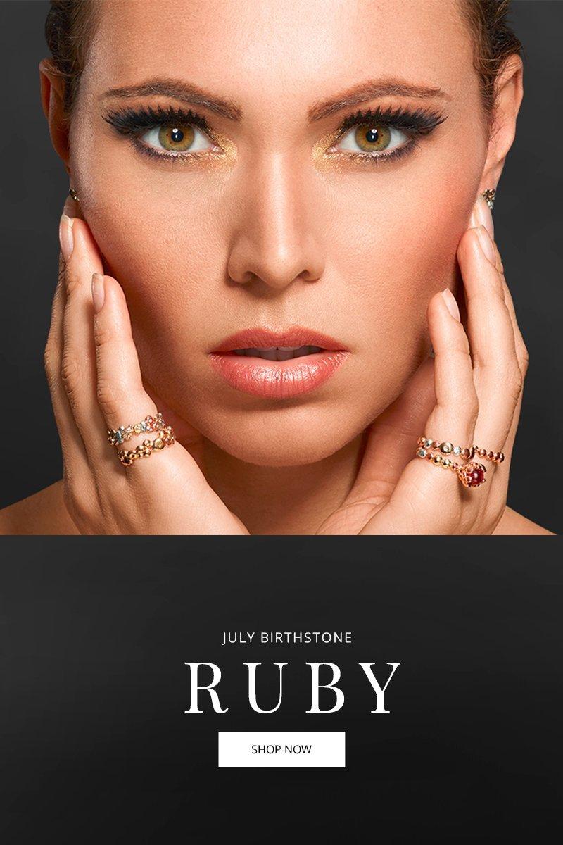 July Birthstone: Ruby