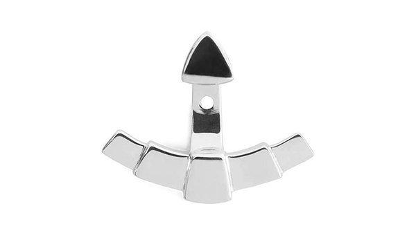 Fan Ear Jacket Silver - House Thirteen