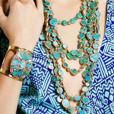 Turquoise Is The Gemstone For Summer