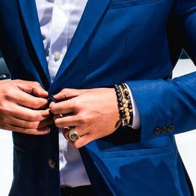 Men's Jewelry Under $1000