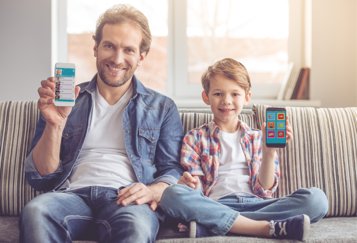 Kids First Phone