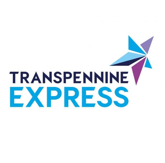 Transpennine Express logo cupcakes