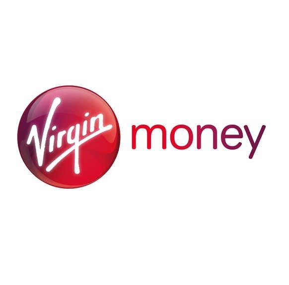 Virgin Money Logo Cupcakes