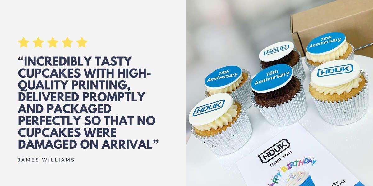 branded cupcakes reviews print cakes