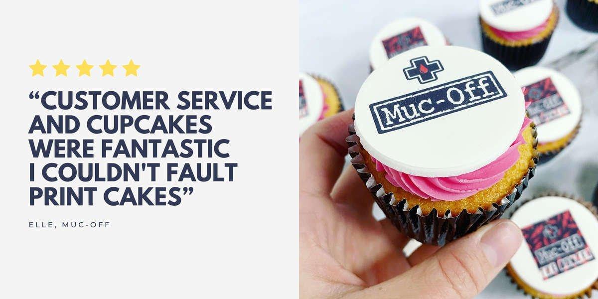 branded cupcakes reviews