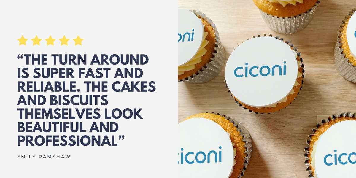 branded cupcake boxes