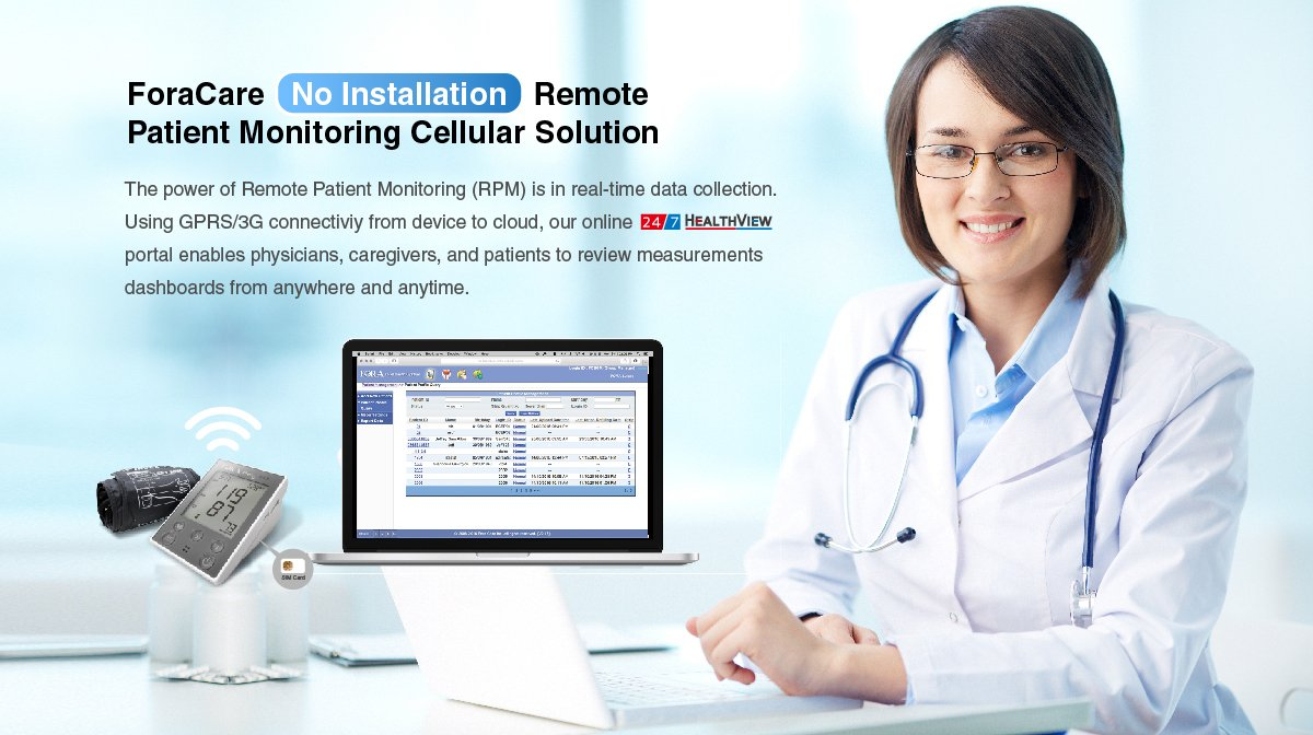 Remote Patient Monitoring Solution