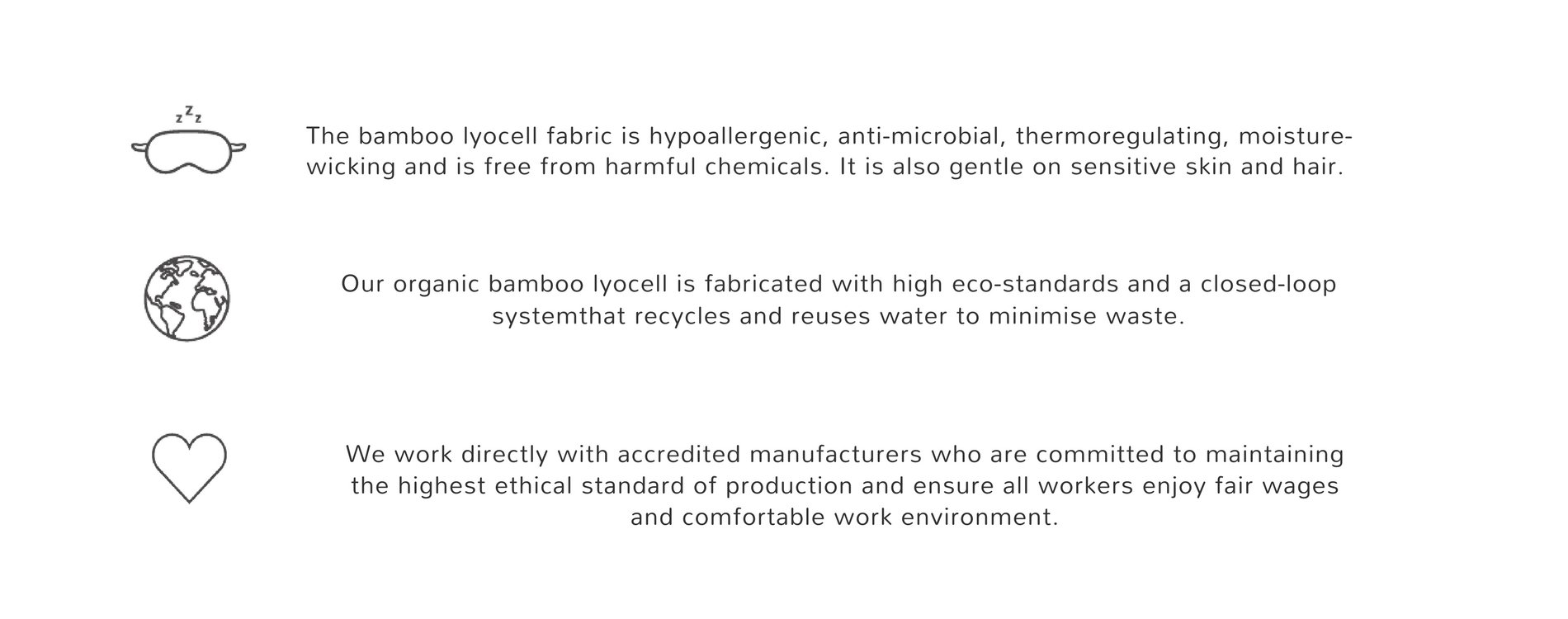 ettitude organic bamboo lyocell bedding benefits