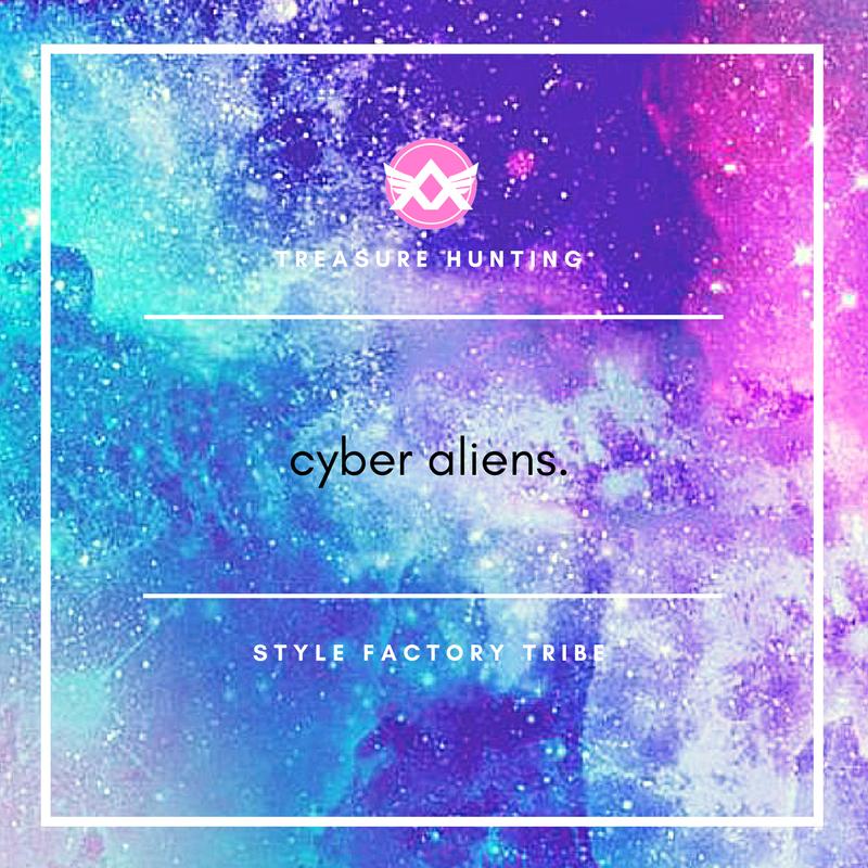 mi lajki cyber punk aliens