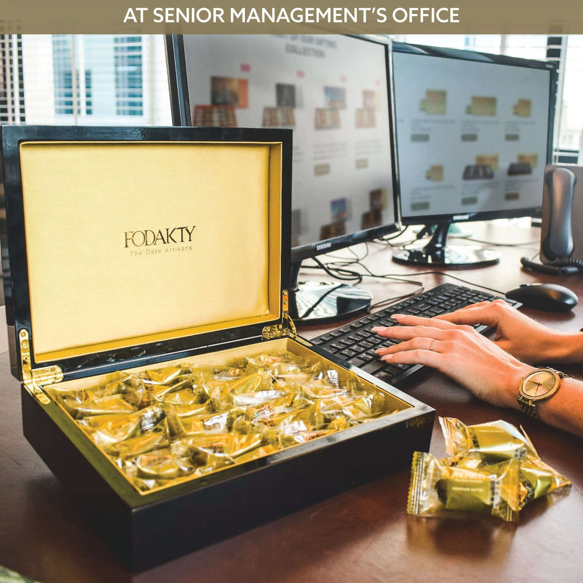 Fodakty dates subscription service senior management office