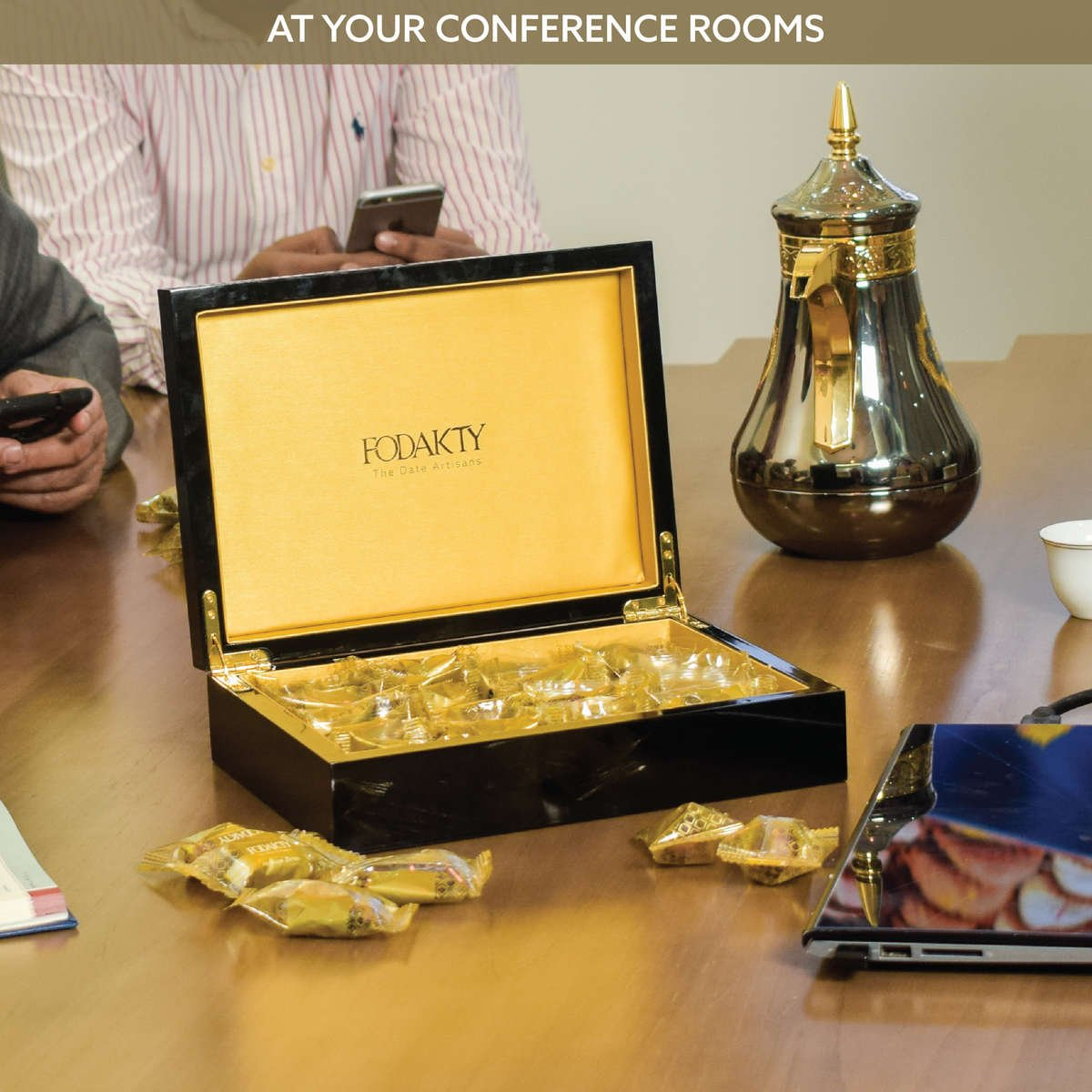 Fodakty dates subscription service conference room