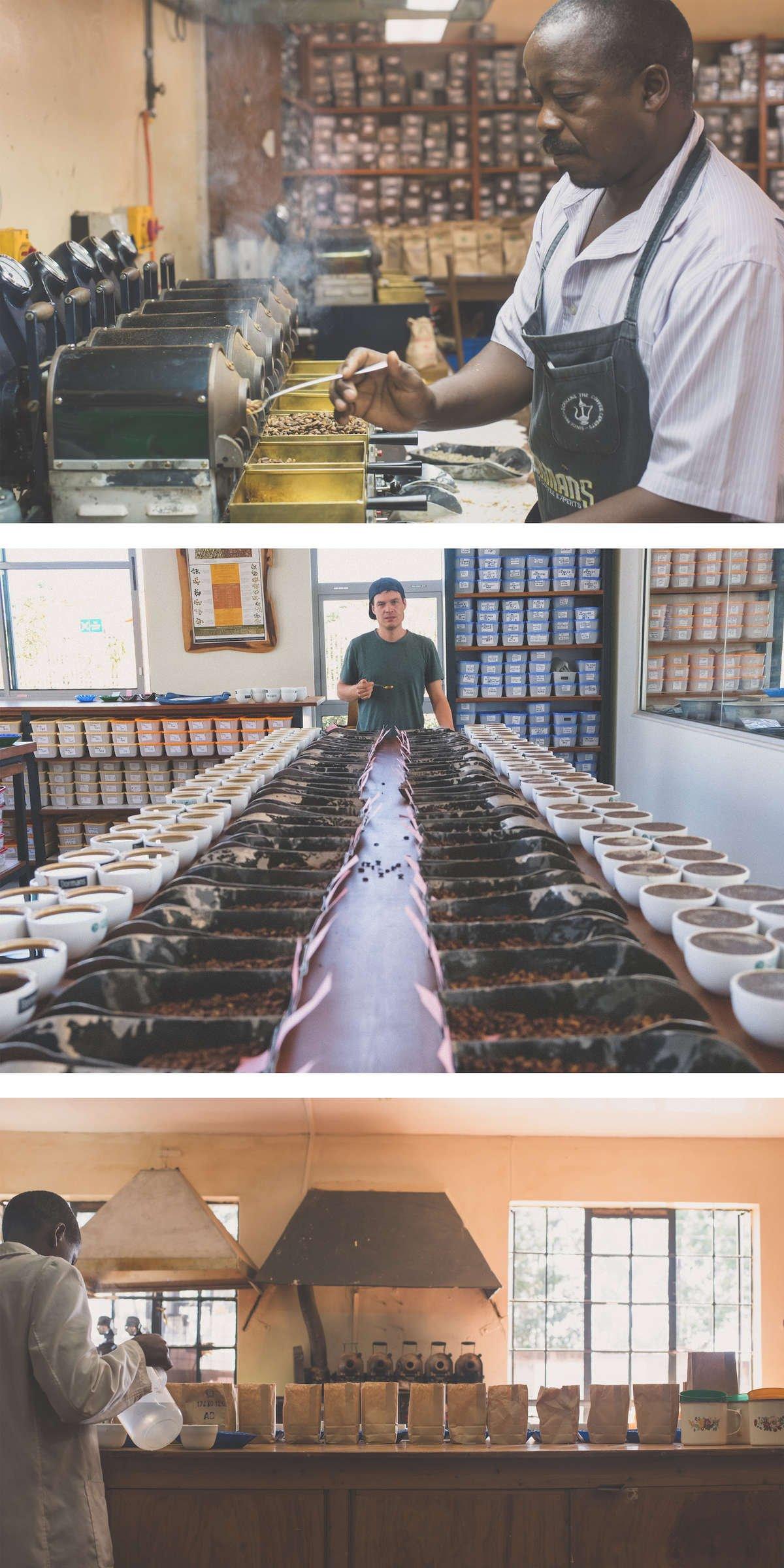 Tim Case, Case Coffee Roasters