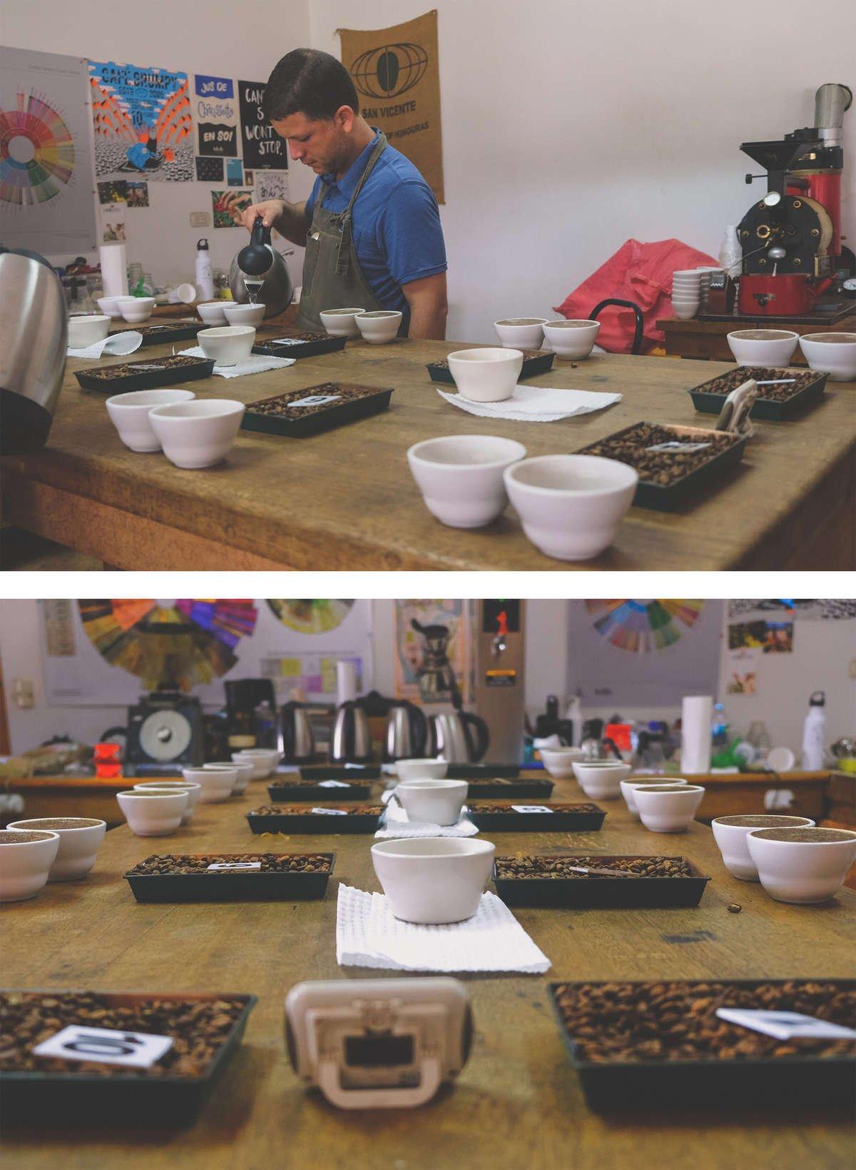 Honduras coffee, Case Coffee Roasters
