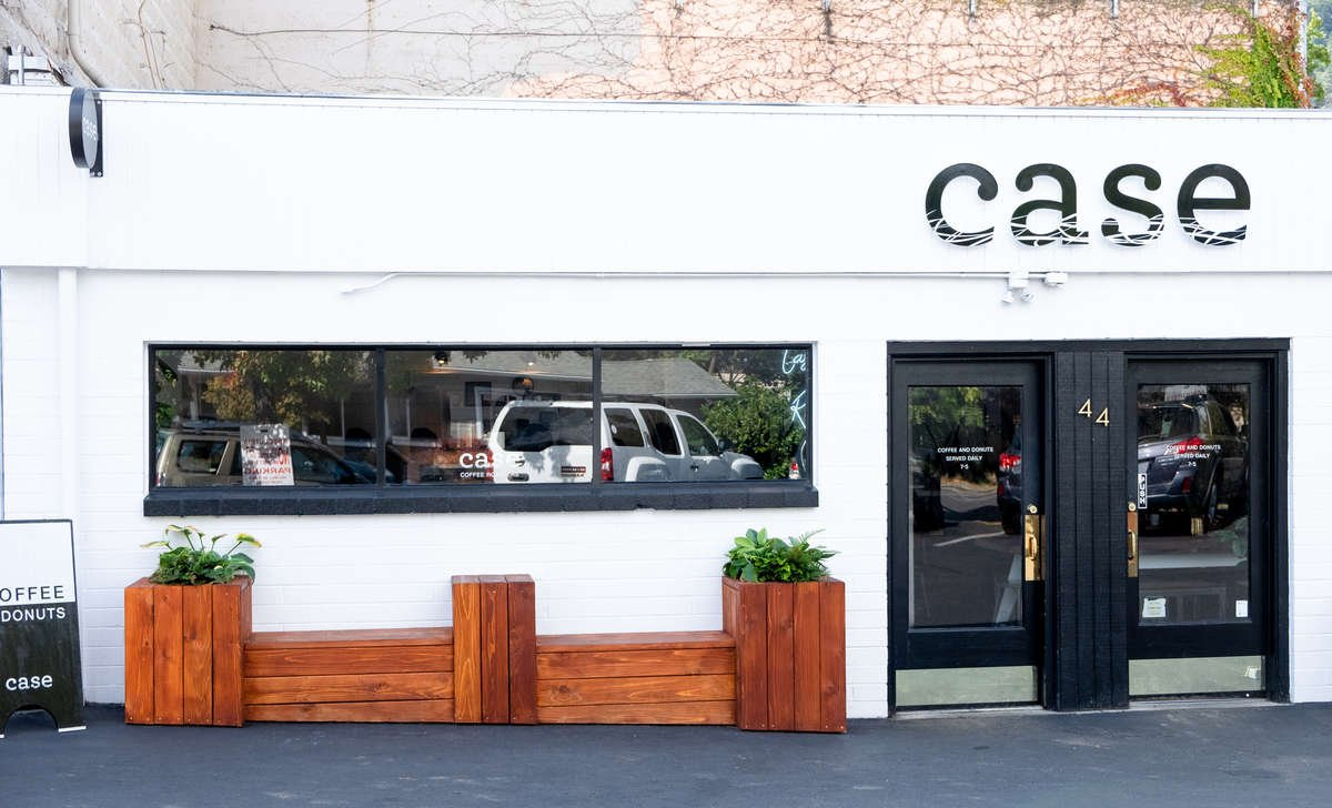Case Coffee, Ashland Oregon