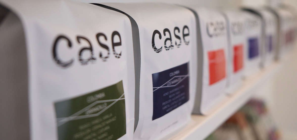 Case Coffee Roasters, Ashland Oregon