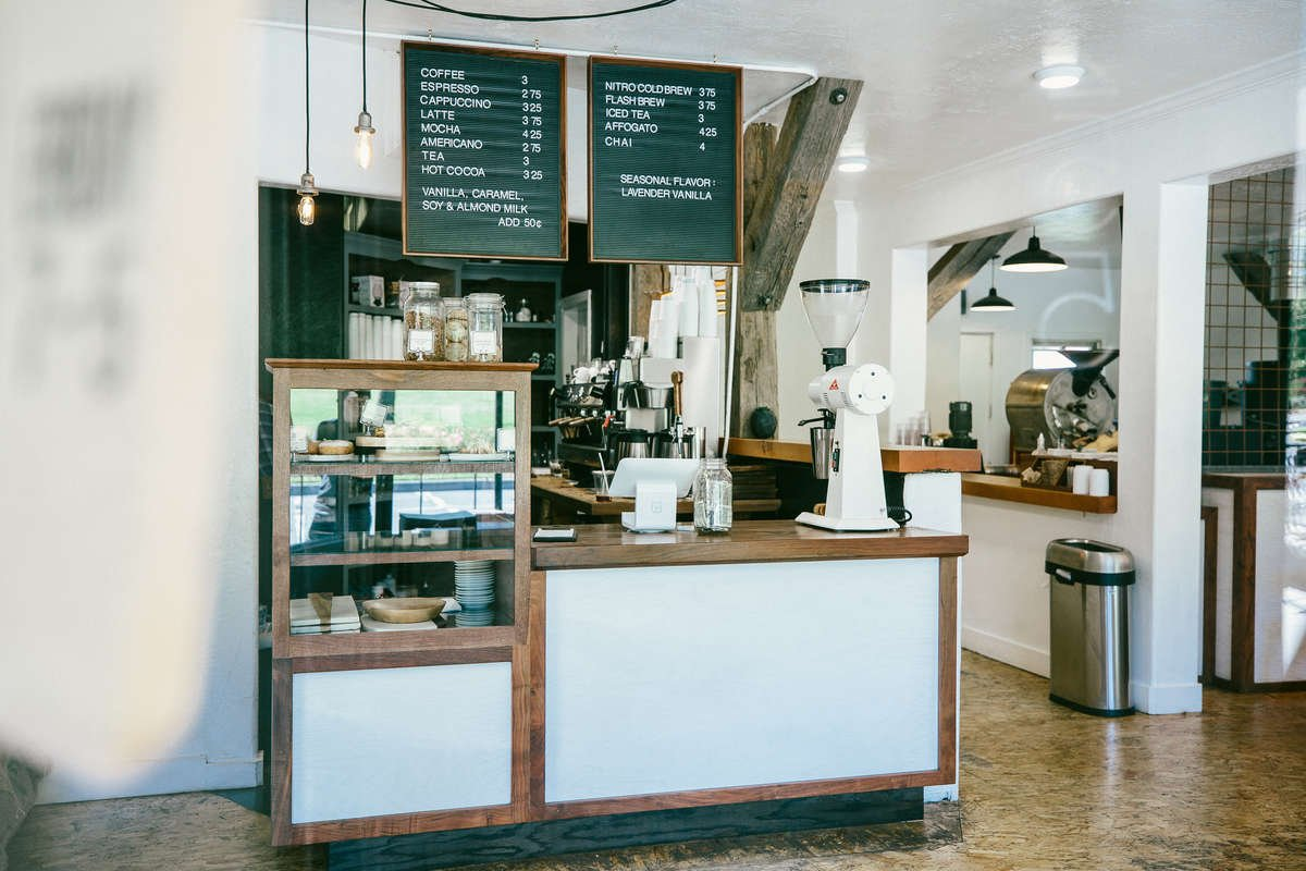 Case Coffee Roasters Ashland