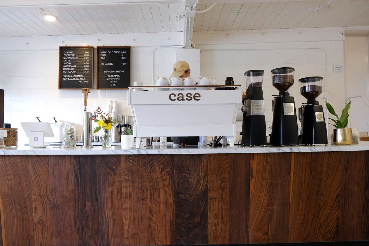 Case Coffee Roasters Downtown Ashland