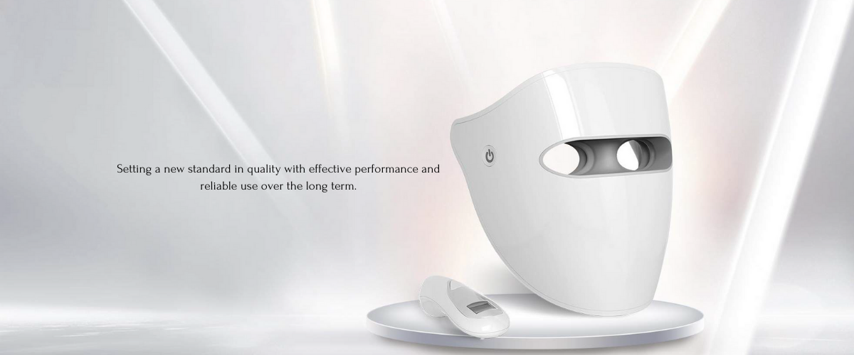 BrightAmos LED Light Therapy Pro mask