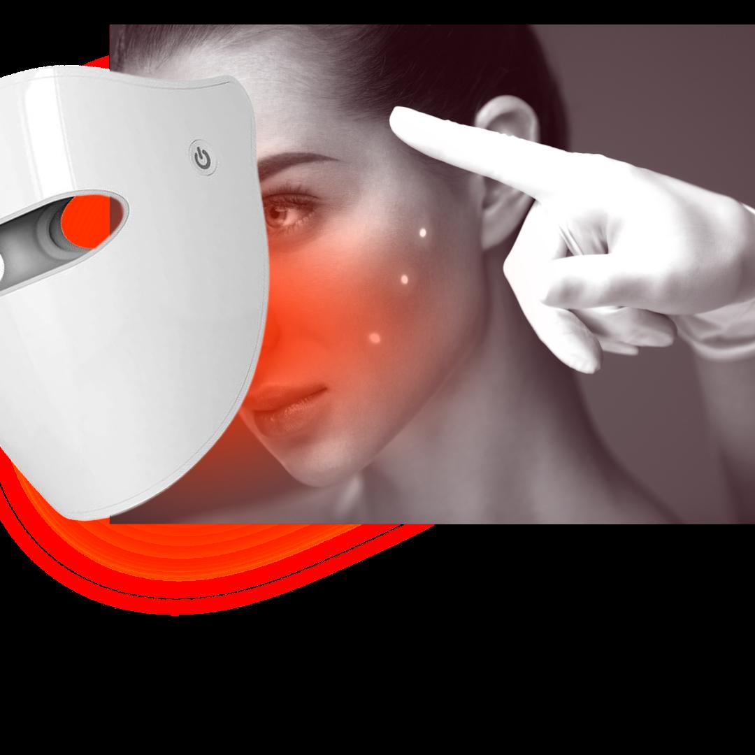 BrightAmos Pro mask
