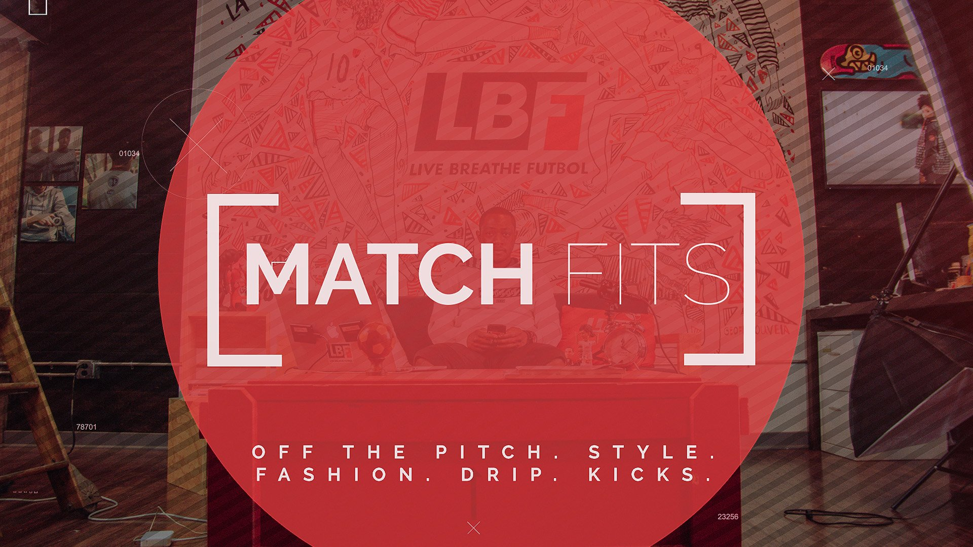match fits live breathe futbol LBF cover image