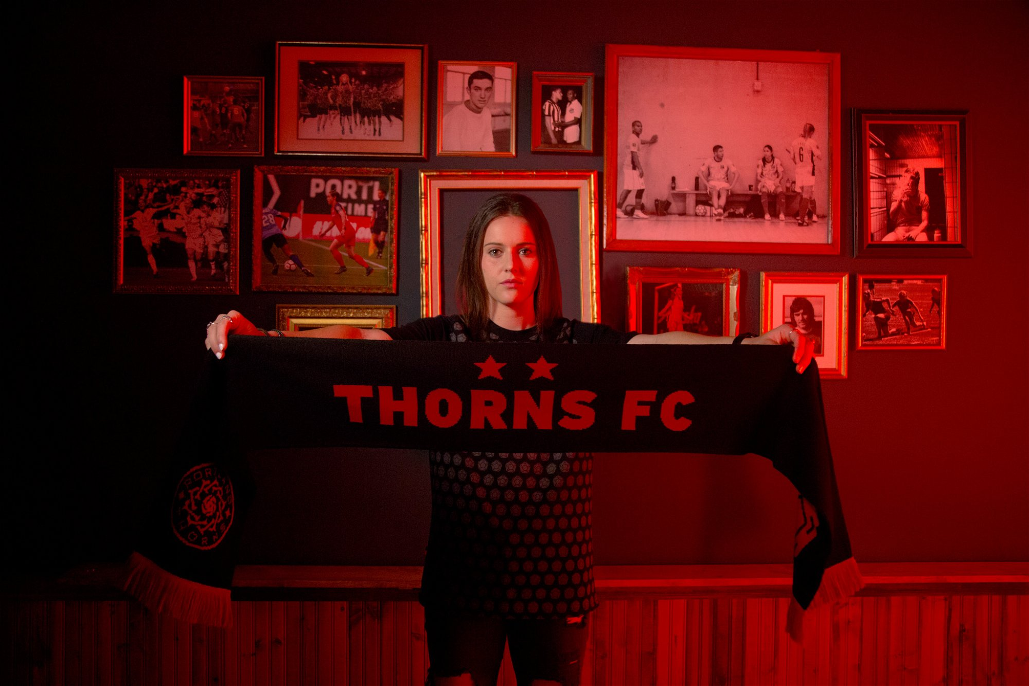 Portland Thorns x LBF exclusive collaboration
