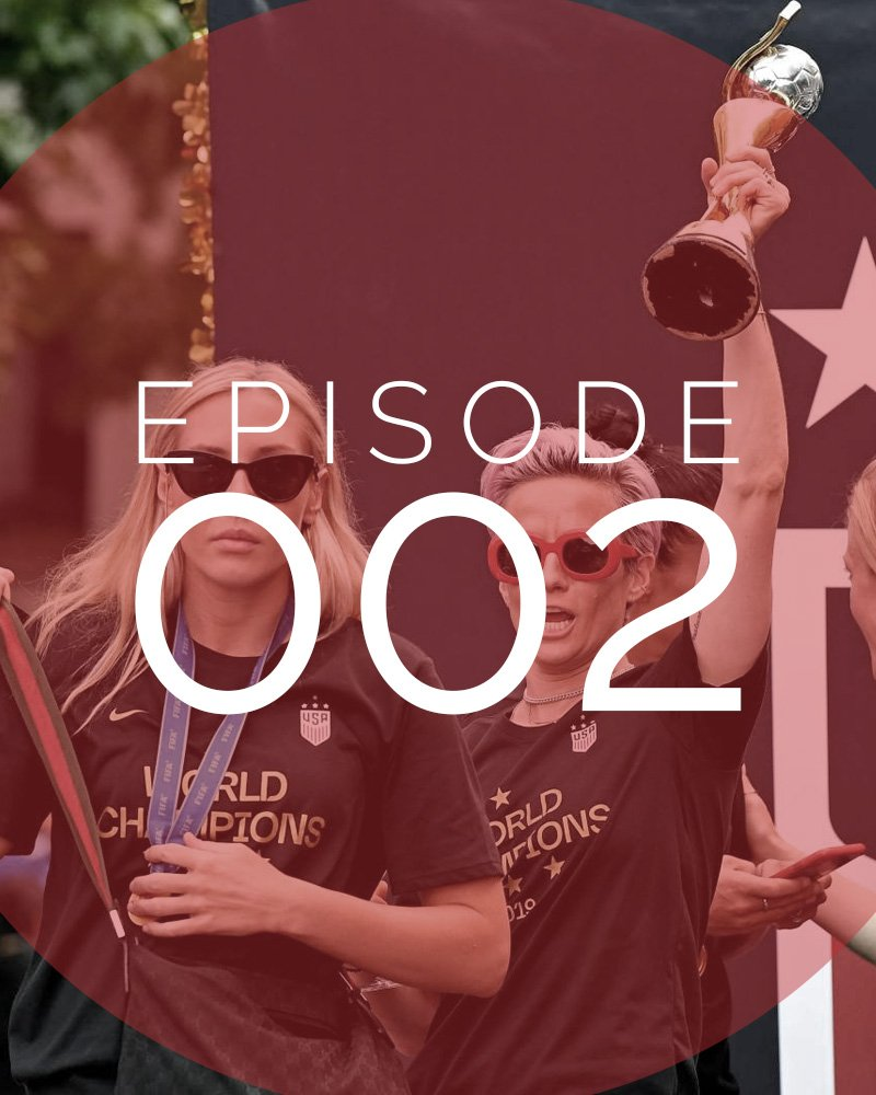 USWNT match fits episode 002