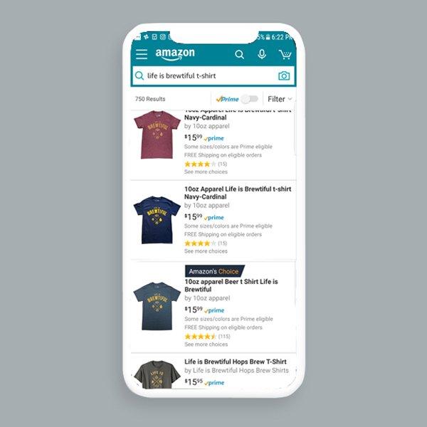 beer t-shirts on amazon