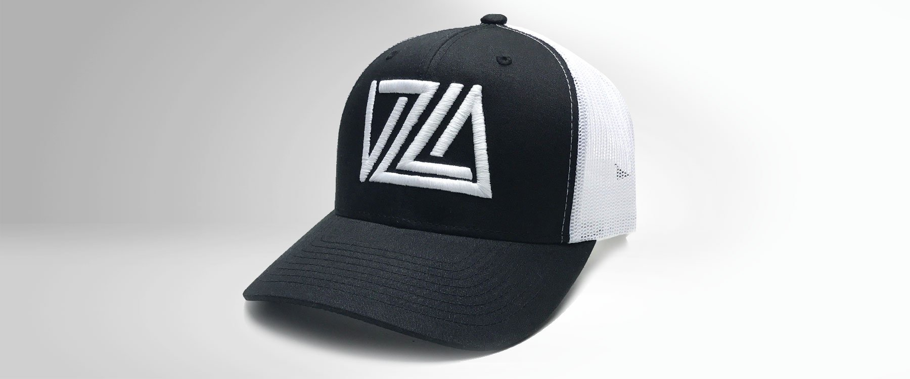Vzla trucker hat White/Black