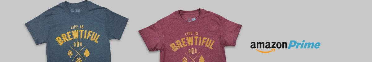 amazon beer t-shirts life is brewtiful