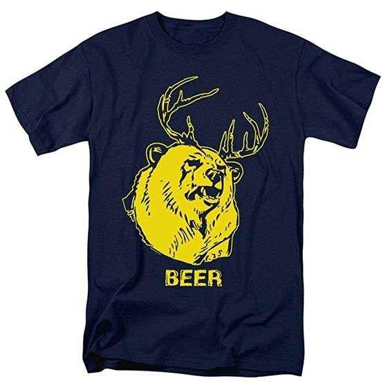 beer t-shirt sunny in Philadelphia