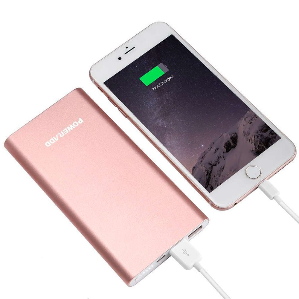 Portable cell phone and iphone charger