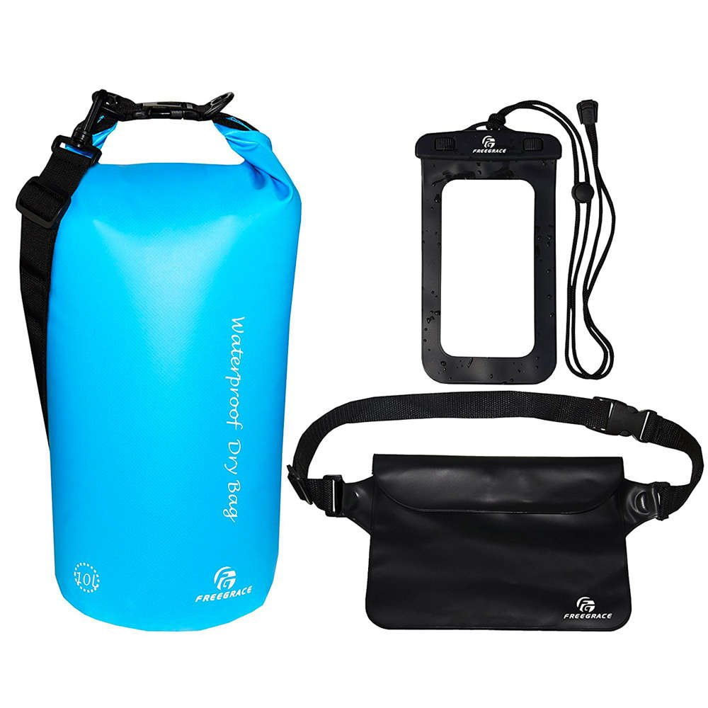 Waterproof dry bags - best items for a cruise