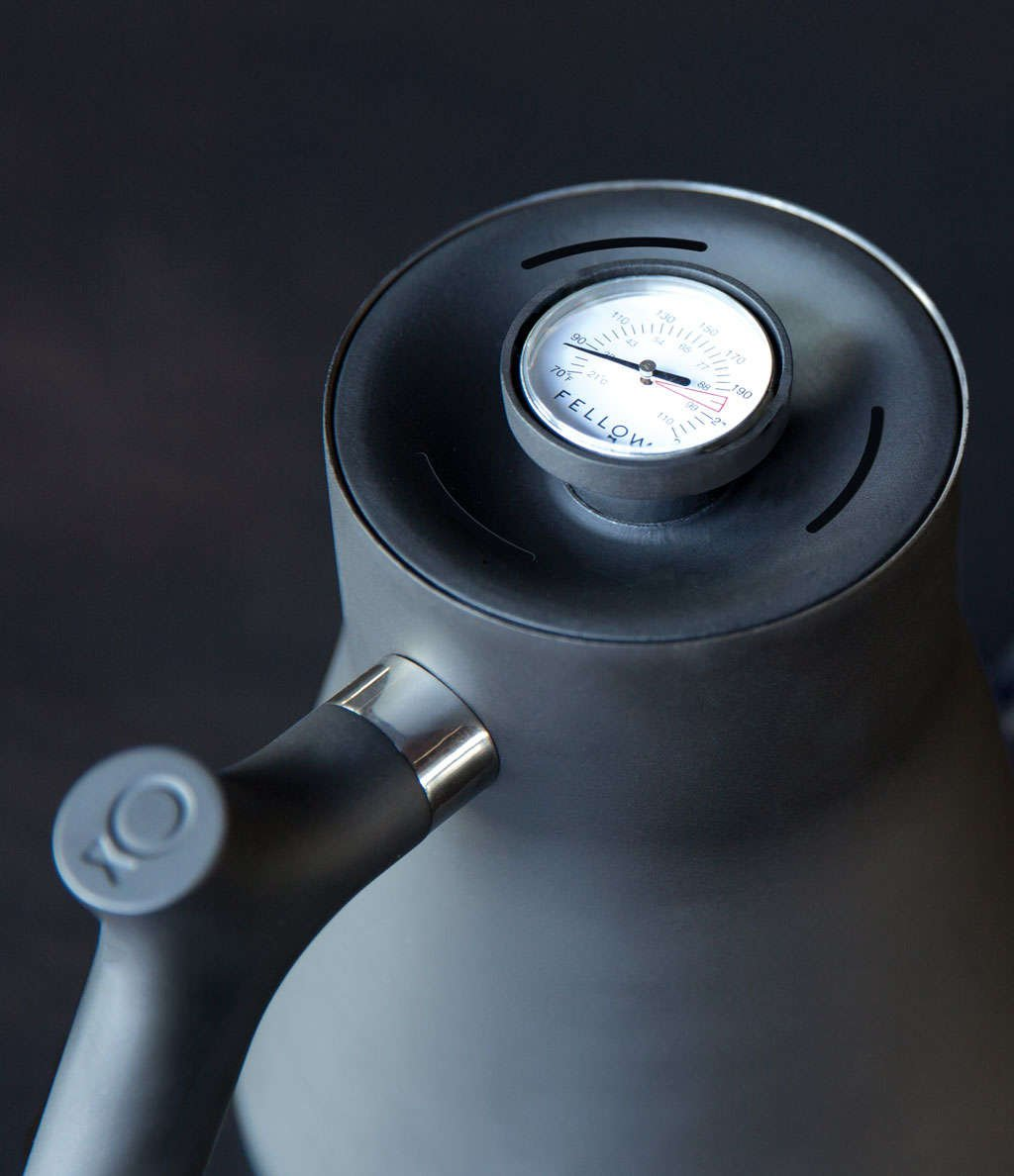 Fellow Stagg - Stovetop Gooseneck Kettle with Thermometer