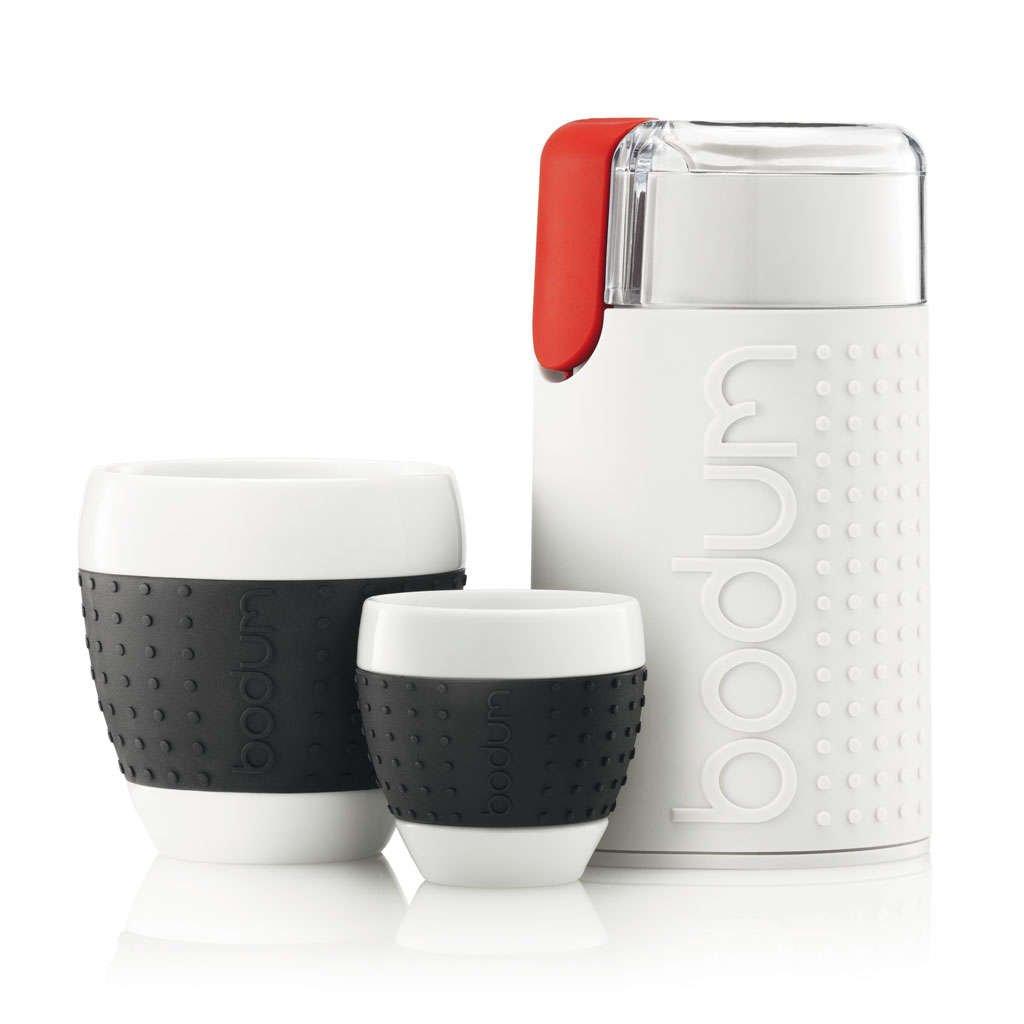 Bodum BISTRO Coffee Grinder, Electric Blade Coffee Grinder - Lifestyle