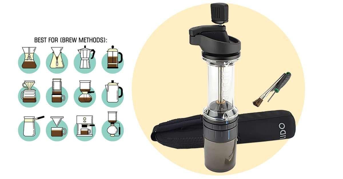 Lido ET Coffee Grinder