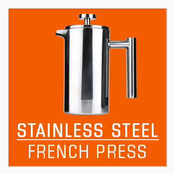 Stainless Steel French Presses