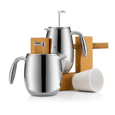 Bodum Columbia Stainless Steel French Press Coffee Maker