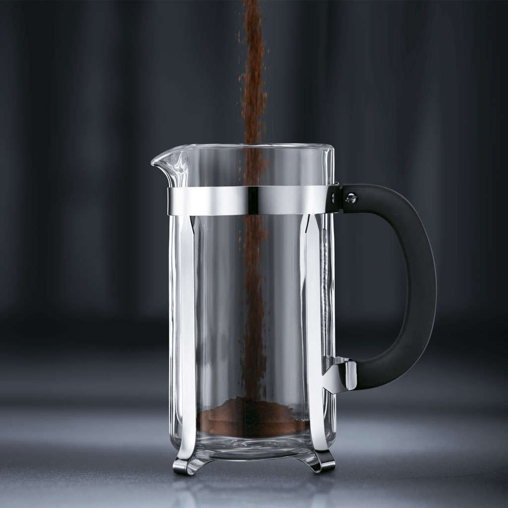 Bodum Chambord French Press Coffee Maker, Easy to Clean