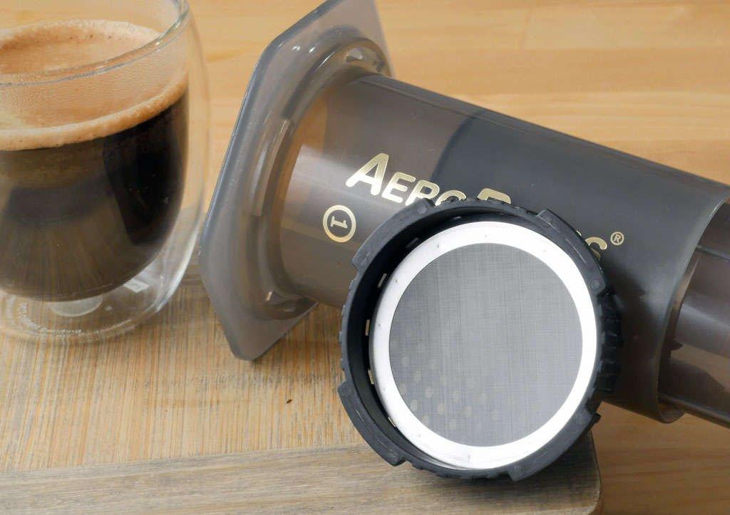 Aeropress Metal Filter
