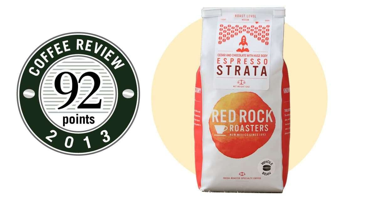 Red Rock Roasters - Strata