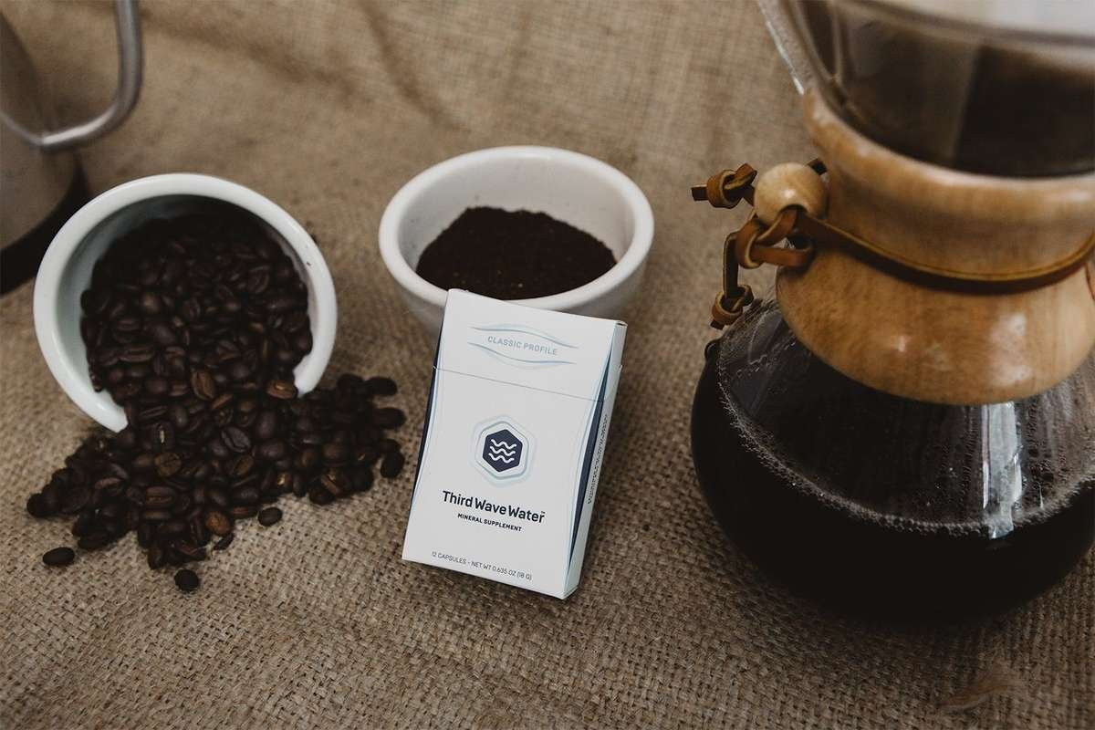 Third Wave Water - Optimizing Coffee and Espresso Brewing