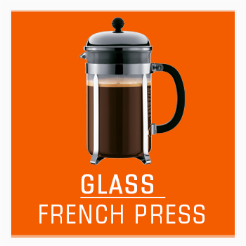 Glass French Presses